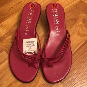 Italian Shoemakers made in Italy Sandals